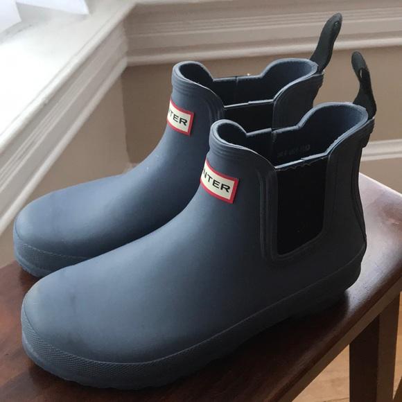 Hunter Rain Boots: Women's Original Chelsea Boots